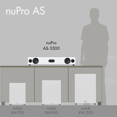 Nubert nuPro AS-3500