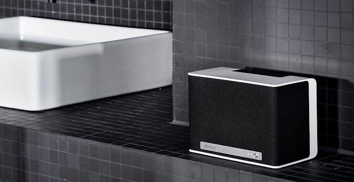 raumfeld one s mini streaming system bis 50 rabatt. Black Bedroom Furniture Sets. Home Design Ideas