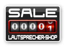 Sale Lautsprecher-Shop