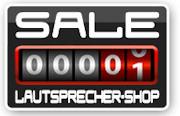 Lautsprecher Shop Sale