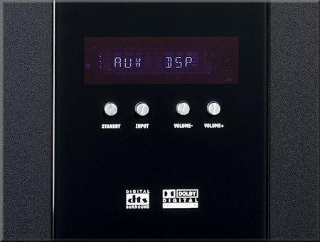 LT2 +R Subwoofer Display