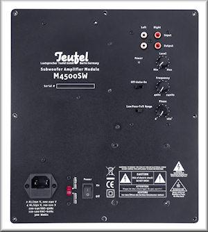 Subwoofer M 4500 SW