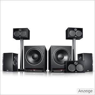 THX Lautsprecher Systeme