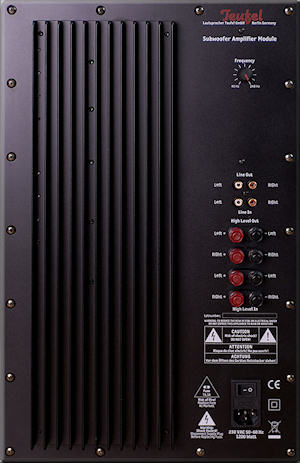 System 9 THX Ultra 2 - Amplifier