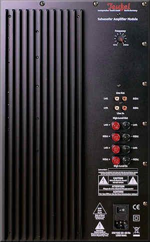 Subwoofer M 9500 SW THX Ultra 2