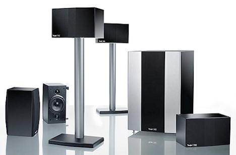 System 5 THX Select - Black