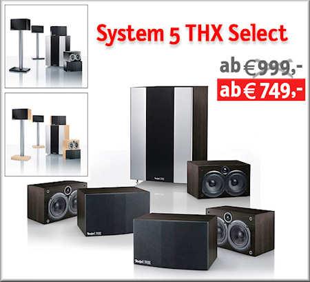 System 5 THX Select xmas-diskont