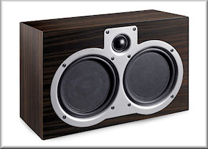 System 5 THX Select 2 - S 500 FCR