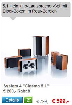 System 4 Cinema 5.1