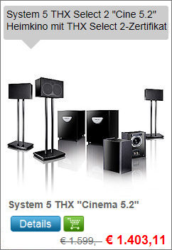 System 5 THX Select 2