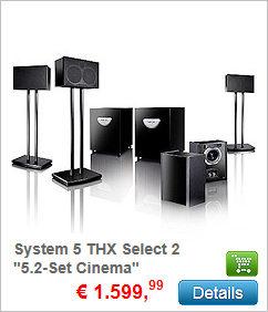 System 5 THX Select 2 Cinema