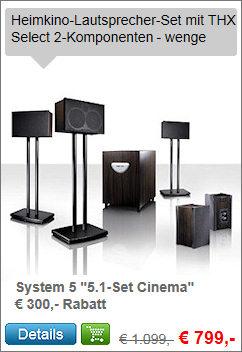 System 5 Heimkino
