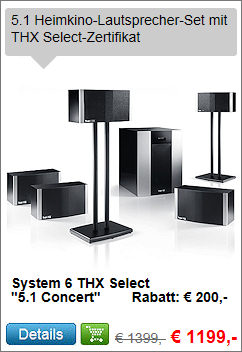 System 6 THX Select