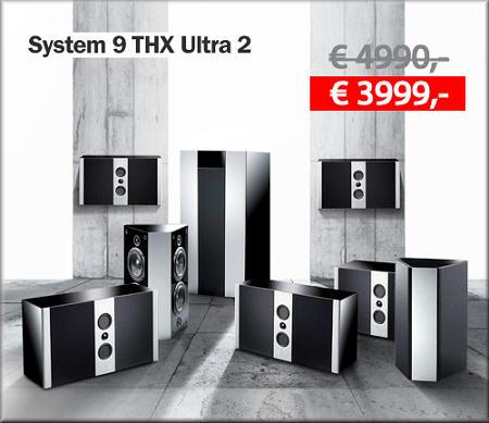 System 9 THX Ultra 2 - Heimkino