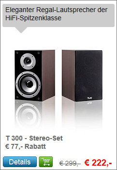 T 300 Stereo-Set