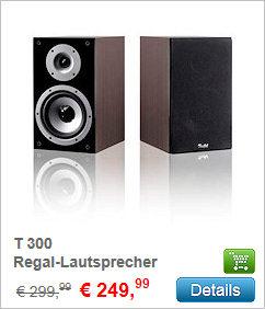 T 300 HiFi-Lautsprecher