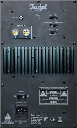 Theater 5 Hybrid - Amplifier