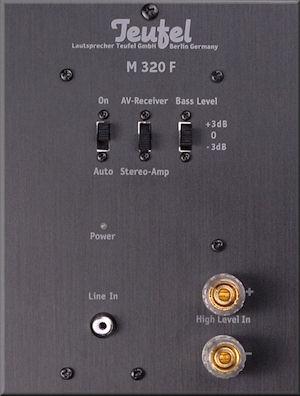 M320F - Amplifier