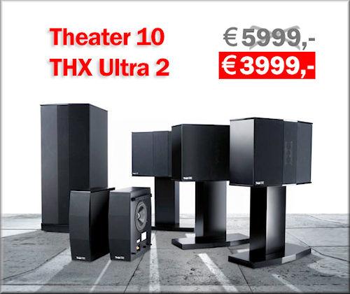 Theater 10 THX Ultra 2 - Abverkauf