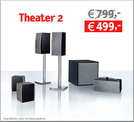 teufel theater 2 zum sonderpreis minus 37 aktion beendet. Black Bedroom Furniture Sets. Home Design Ideas