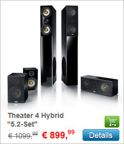 Theater 4 Hybrid 5.2-Set