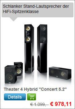Theater® 4 Hybrid
