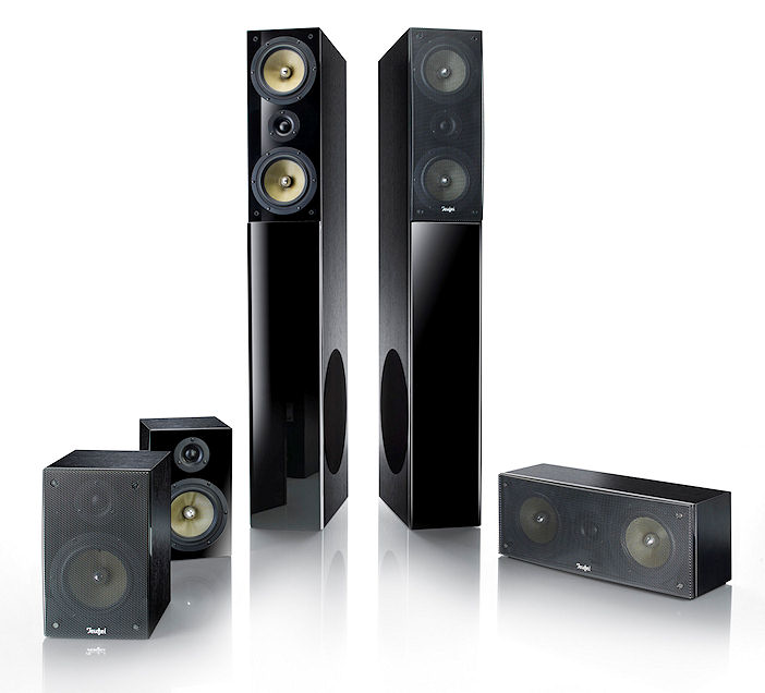 Teufel Theater 4 Hybrid - 5.2-Set