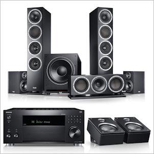 Theater 500 Surround AVR für Dolby Atmos
