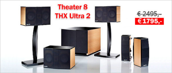 Theater 8 THX Ultra 2 - Aktion