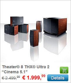 Theater® 8 THX® Ultra 2