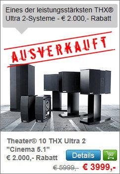 Theater® 10 THX Ultra 2