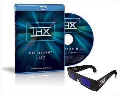 THX Calibrator Blu-ray