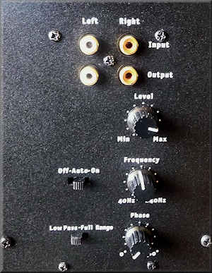 Motiv 10 - Sub Amplifier