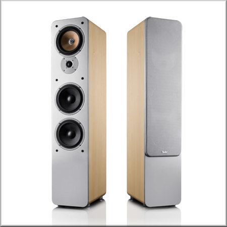 aktion teufel ultima 40 birke stereo lautsprecher set. Black Bedroom Furniture Sets. Home Design Ideas