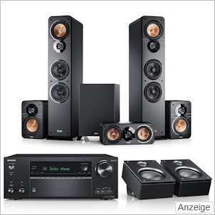 ULTIMA 40 SURROUND AVR FÜR DOLBY ATMOS - 5.1.2-SET