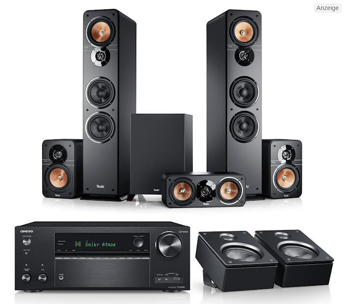ULTIMA 40 SURROUND AVR FÜR DOLBY ATMOS