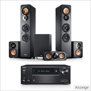 ULTIMA 40 SURROUND AVR 5.1-SET