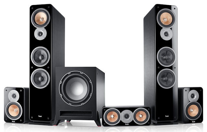 Ultima® 40 Surround 5.1-Set (B-Ware)