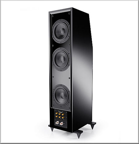 Ultima 800 - Stereo High-End - Back