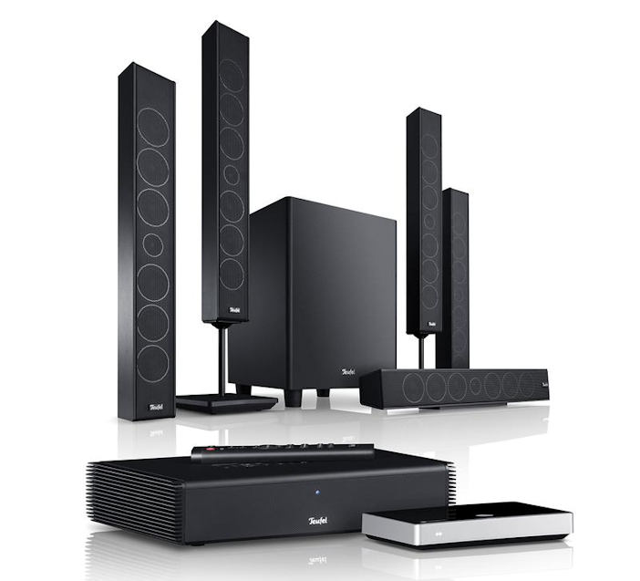 Teufel Varion Complete Streaming - 5.1-Set