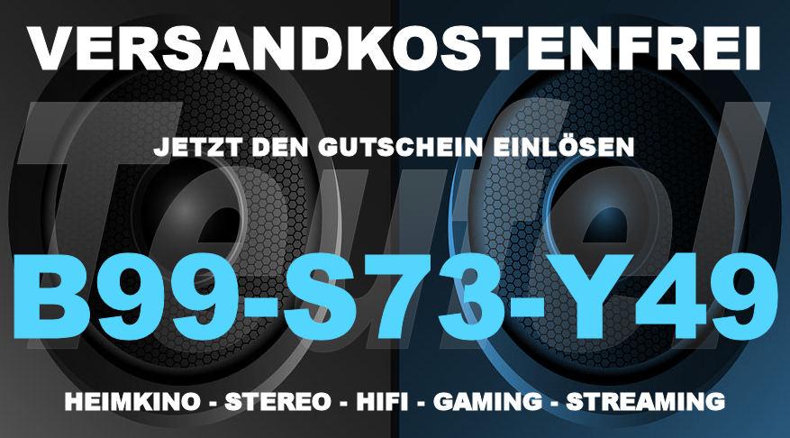 Teufel B99-S73-Y49 - Gutschein