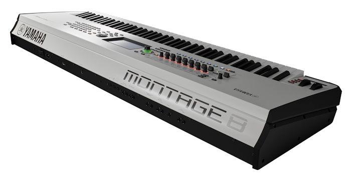 Yamaha Montage 8 Workstation