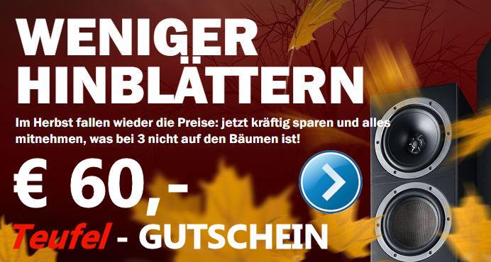 Teufel Gutschein REY-RF5-P73