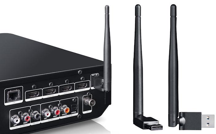 Teufel IMPAQ 8000 USB WLAN ADAPTER