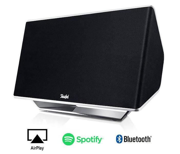 iTeufel AIR BLUE - Lautsprecher mit Bluetooth und Airplay